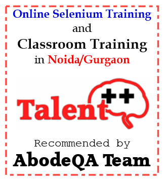 Selenium Training Noida Gurgaon Online